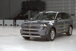 Kia Telluride Is Officially Safe To Crash But Has One Minor Flaw