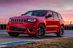 Jeep Trackhawk Driver Has The Lamest Excuse For Speeding
