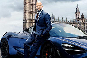 Check Out The Crazy Car Action In Fast & Furious: Hobbs & Shaw
