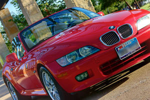 Iconic Roadsters: BMW Z3