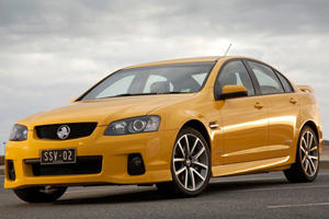 Australian Performance: Holden Commodore