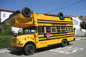 5 Seriously Awesome School Buses