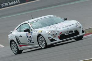 TMG Builds a GT86 Customer Race Car