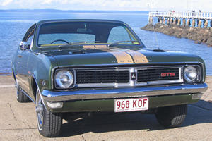 Australian Performance: Holden Monaro