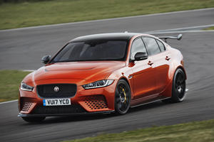 Jaguar XE SV Project 8 Smashes Its Own Nurburgring Record