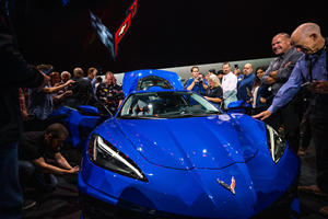 2020 Chevy Corvette's Cool Customization Option Is Crazy Expensive