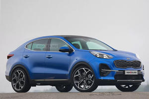 Would Kia Be Crazy For Building Its Own SUV Coupe?