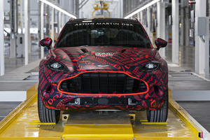 Get Ready To Open Your Checkbooks For The Aston Martin DBX