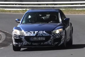 Why Is Mazda Testing This RX-8 At The Nurburgring?