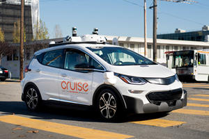 Chevy's Self-Driving Car Testing Not Going As Planned