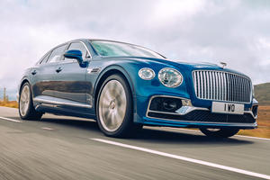 There Was A Fierce Bidding War For This Rare 2020 Bentley Flying Spur