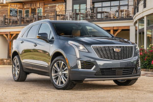 2020 Cadillac XT5 Refreshed With New Face And Turbo Power