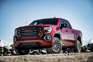 Is This Proof A Hardcore Offroad GMC Sierra Is Coming?