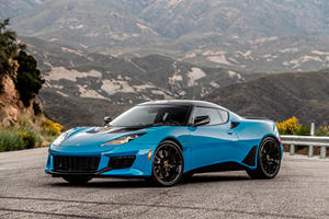 Say Hello To The 416 HP 2020 Lotus Evora GT