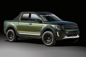 Kia Pickup Truck Coming To Fight The Ford Ranger