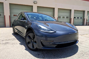 You Won't Believe How This Tesla Owner Charges His Car