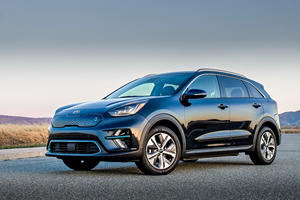 2019 Kia Niro EV Test Drive Review: Electrified, Not Electrifying