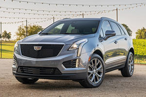 2020 Cadillac XT5 Pricing Has Some Confusing Changes