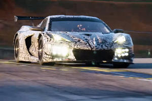 There's Big News For C8 Corvette Convertible And C8.R Race Car