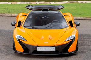 This Ultra-Rare McLaren P1 Has A Bargain Price Tag