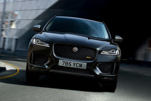 2020 Jaguar F-Pace Gets A Price Bump But Buyers Won't Care