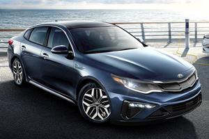 2020 Kia Optima Hybrid Review