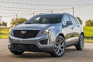 2020 Cadillac XT5 First Look Review: Updating A Best-Seller