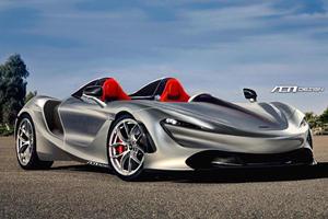 New McLaren Speedster Will Be An Absolute Stunner