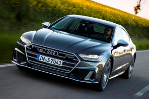 2020 Audi S7 First Look Review: A 444-HP German Cruise Missile
