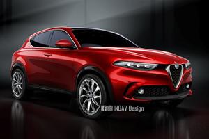 The Production Alfa Romeo Tonale Will Be A Very Pretty Crossover