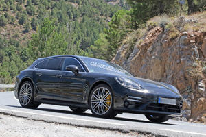 Porsche Panamera About To Get Sexier