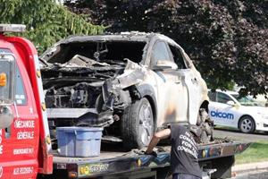 No One Knows Why This Hyundai Kona EV Exploded