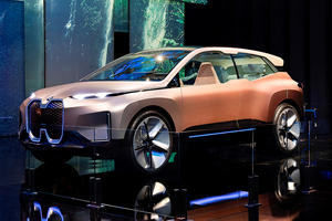 BMW's iNext Plans Suddenly Became Way More Interesting