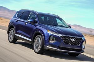 2020 Hyundai Santa Fe Shares Something With The Palisade