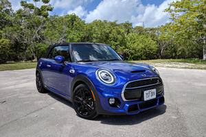 What Is The Mini Cooper S Convertible Florida Special Edition?