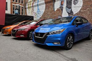 2020 Nissan Versa Is A Massive Bargain