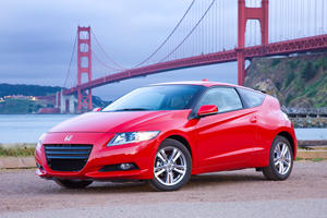 The Honda CR-Z Is The Funky And Frugal Hatchback You Forgot About