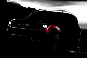 Ford's New Baby Bronco May Finally Have A Name
