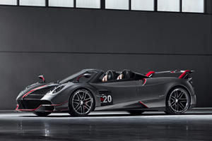 2020 Pagani Huayra Roadster BC First Look Review: Italy At Its Finest
