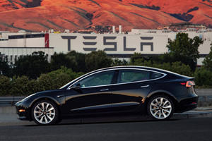 An Amazing Record Was Just Broken In A Tesla Model 3
