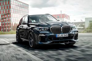 BMW X5 Gets Menacing Makeover