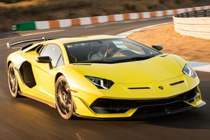Lamborghini Has A New V12 Problem