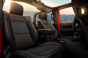 There's A Hidden Secret Behind The Jeep Gladiator's Seats