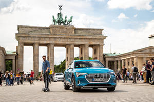 Audi Introduces Its Most Affordable Electric Vehicle Ever