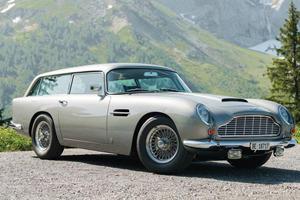 You Can Own This Stunning Aston Martin DB5 Shooting Brake