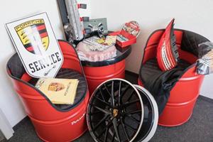 Fake Porsche Parts Industry Worth Millions