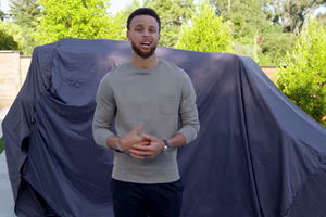 Steph Curry's Infiniti Concept Prank Is Absolutely Hilarious
