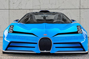 Bugatti's New Hypercar Could Look Like This