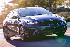 2020 Kia Forte GT Priced Aggressively As A Performance Bargain