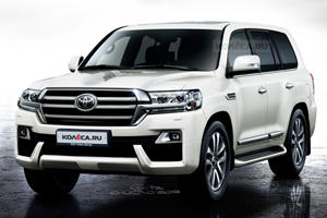 Is The Toyota Land Cruiser Getting Yet Another Refresh?